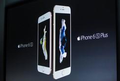 iPhone 6S và 6S Plus mở bán từ 12-9