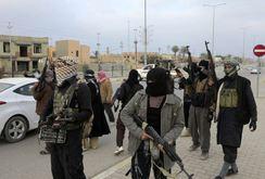 IS đang vùng lên đánh chiếm thành phố ở Iraq và Syria