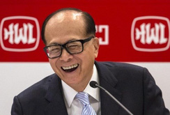 Nhân Dân nhật báo chỉ trích tỉ phú Hồng Kông Lý Gia Thành vô ơn