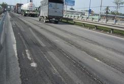 TPHCM cấm và phân luồng để sửa chữa đại lộ nghìn tỉ