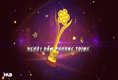 Đồng hành Giải Mai Vàng 2014: Hạng mục Người dẫn chương trình