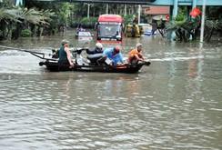 Quảng Ninh ước tính thiệt hại 112 tỉ đồng sau trận lũ lụt lịch sử 40 năm