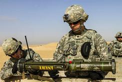 Mỹ chuyển 2.000 tên lửa chống tăng đến Iraq để chống IS