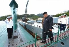 Triều Tiên sở hữu nhiều tàu ngầm nhất thế giới