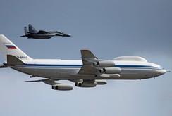 Nga có trung tâm chỉ huy trên không