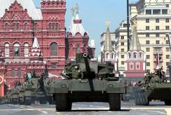 LB Nga: Lễ duyệt binh kỷ niệm 70 năm chiến thắng phát-xít