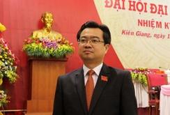 Ông Nguyễn Thanh Nghị làm bí thư tỉnh ở tuổi 39