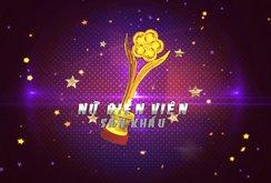 Đồng hành giải Mai Vàng 2014: Hạng mục Nữ diễn viên sân khấu