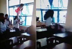 Cách chức hiệu trưởng trường xảy ra vụ nữ sinh bị đánh