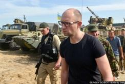 """Thủ tướng Ukraine bị coi là """"người đàn ông nguy hiểm nhất châu Âu"""""""