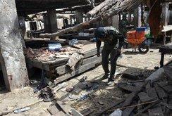 Boko Haram đánh bom tự sát tại Nigeria, gần trăm người thương vong
