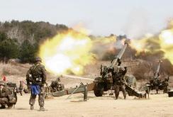 Hàn - Triều đấu pháo, Triều Tiên sẵn sàng chiến đấu