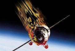 Hồi hộp chờ phi thuyền Nga rơi xuống Trái Đất