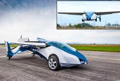 Ô tô bay sắp ra lò vào năm 2017