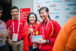 Phương Thành, Ánh Viên  là VĐV nước ngoài ấn tượng nhất SEA Games 28