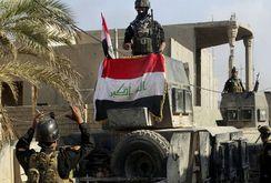 """""""Bộ trưởng tài chính"""" IS bị bắt tại Ramadi"""