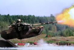 Nga đưa xe tăng hiện đại nhất đến Syria