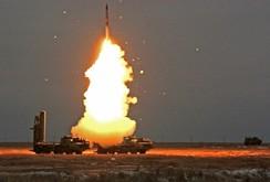 Nga điều hệ thống tên lửa S400 hiện đại đến Syria