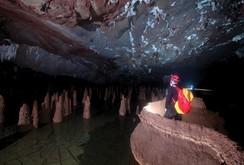 Phát sóng trực tiếp hình ảnh hang động Quảng Bình trên truyền hình Mỹ  ABC