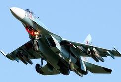 Tiêm kích Su-34 mang thêm tên lửa không đối không