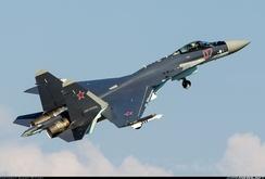 Nga trang bị Su-35S hiện đại cho không quân