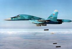 """Nga tuyên bố Su-34 không kích IS """"chính xác tuyệt đối"""""""