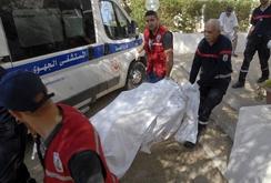 Tấn công khủng bố đẫm máu khắp nơi, 66 người chết
