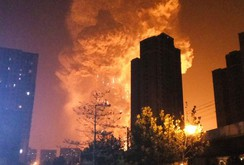 Nổ rung chuyển Thiên Tân - Trung Quốc, ít nhất 17 người chết, 400 người bị thương