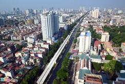"""Mời bạn """"đi thử"""" trên hai tuyến đường sắt hiện đại ở Hà Nội"""