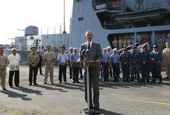 "Tổng thống Obama ""cam kết sắt đá"" bảo vệ Philippines"