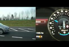 Công nghệ tự động điều chỉnh tốc độ thông minh đối với ô tô
