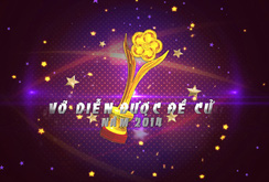 Đồng hành giải Mai Vàng 2014: Hạng mục Vở diễn được đề cử