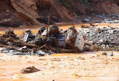 Sự cố thủy điện Sông Bung 2: Đã tìm thấy tất cả người dân mất liên lạc