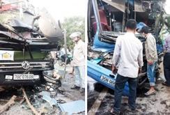 Bản tin NLĐ ngày 9-5: Xe khách tông xe tải, 14 người thương vong