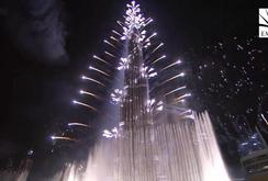 Clip pháo hoa chào mừng năm mới 2016 tuyệt đẹp