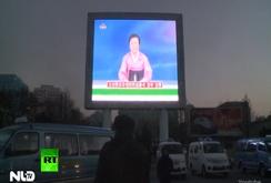 """Phát thanh viên 73 tuổi giọng """"sấm rền"""" của Triều Tiên đọc bản tin thử bom H"""