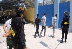 175/447 học viên cai nghiện bỏ trốn được đưa trở lại trung tâm