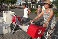 Phóng sự: Độc, lạ với máy tập thể dục lọc nước ven kênh Nhiêu Lộc – Thị Nghè