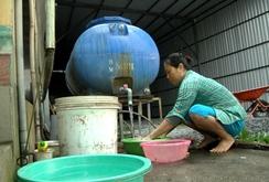 Phóng sự: TP HCM: Ở nơi chỉ trẻ em mới được ưu tiên dùng nước sạch