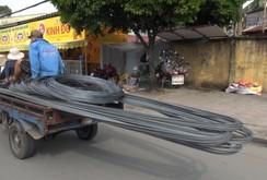Phóng sự: Những cái chết chực chờ, bất ngờ trên đường