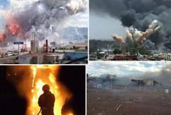 Nổ chợ pháo hoa ở Mexico, ít nhất 27 người chết