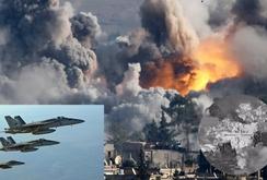 Mỹ không kích phá hủy 500 triệu USD tiền mặt của IS