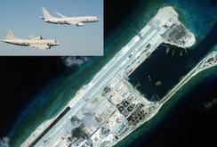Trung Quốc lại cho máy bay hạ cánh trái phép xuống đảo đá Chữ Thập