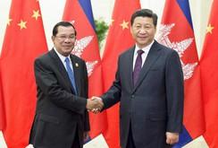 Thủ tướng Campuchia Hun Sen ca ngợi Trung Quốc