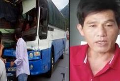 Sự thật xe tải dìu xe khách trên đèo  Bảo Lộc