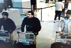 Xác định ba nghi can đánh bom ở Bỉ