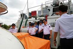 Trục vớt được động cơ, đuôi, một phần máy bay CASA và một số thi thể