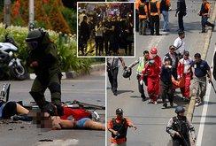 IS nhận trách nhiệm tấn công Jakarta, Indonesia