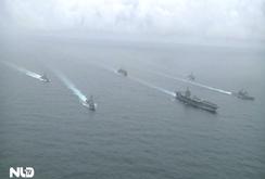 Quốc hội Mỹ hối thúc tuần tra biển Đông mỗi tuần một lần