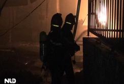 Cháy lớn ở KCN Tân Bình, thiệt hại hàng tỉ đồng